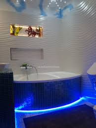 bathroom led lighting ideas amazing bathroom decoration ideas with blue led lighting