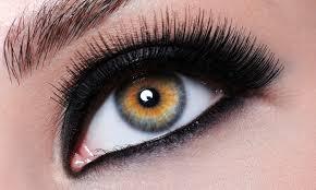 full set of eyelash extensions polished nail spa u0026 make up