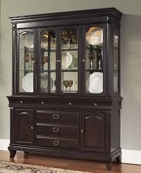 dark wood china cabinet diva 2 piece china china cabinets servers dining room bob s