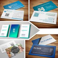Business Cards Ideas For Graphic Designers Double Sided Business Cards Creative Ideas For Your Business