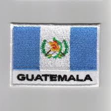 Dominican Republic Flag Patch Custom Embroidered Patches Iron Sew On Velcro Cloth Badges