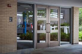 store front glass doors door repair