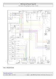 honda prelude wiring diagram honda wiring diagrams instruction