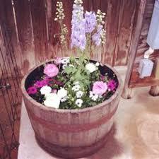 have to have it round smartware half whiskey barrel planter