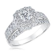 Platinum Diamond Wedding Rings by Engagement Rings Page 1 Reeds Jewelers