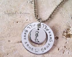 Personalized Memorial Necklace Fallen Soldier Etsy