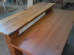 Kitchen Island Made From Reclaimed Wood 35 Best Barn Wood Kitchen Islands We Have Built Images On