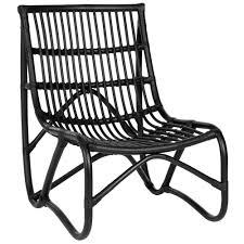 Outdoor Wicker Chair With Ottoman Safavieh Shenandoah Black Wicker Chair And Ottoman Set Wicker