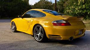 porsche yellow bird here u0027s how to own the 996 porsche 911 turbo you really want
