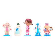 disney doc mcstuffins and friends figurines u2013 5pc
