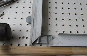 Patio Door Frame Repair Your Sliding Door Screen And How To Fix It If It U0027s Broken