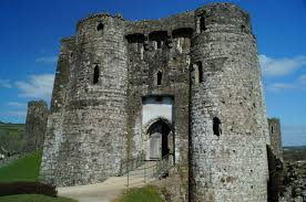 Seeking Castles Kidwelly Castle South West Wales Castles Forts And Battles