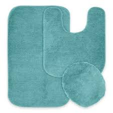 Turquoise Bathroom Rugs Buy Seafoam Bath Rugs From Bed Bath U0026 Beyond