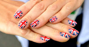 easy nail art flag designs for girls nationtrendz com