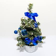 Mini Decorated Christmas Trees 40 Small Christmas Trees Christmas Celebrations
