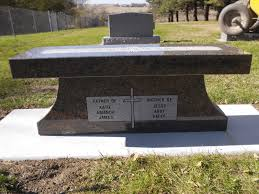 granite benches granite benches family memorials by gibson