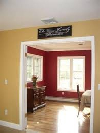 Have A Sunny Disposition Make Sure Your Home Reflects It With A - Gold wall color living room