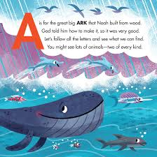 amazon com a is for ark our daily bread for little hearts