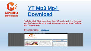 download mp3 from page source yt mp3 mp4 download