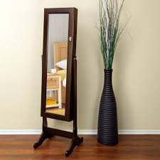 mirror and jewelry cabinet bestchoiceproducts rakuten best choice products mirrored jewelry