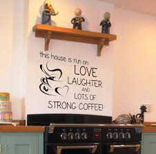 wall decals quotes inspiration wedgelog design image of kitchen wall decals quotes