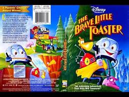 Brave Little Toaster Pixar The Brave Little Toaster 2003 Dvd Menu Walkthrough Youtube