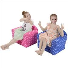 children u0027s living room furniture cozy costway pink w stars kid