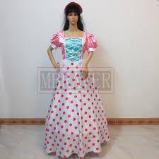 bo peep costume story bo peep pink dresses with hat costume on