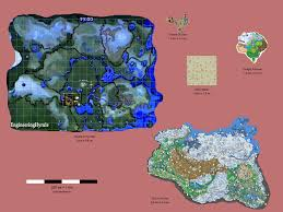 Final Fantasy 6 World Map by The Legend Of Zelda Breath Of The Wild World Map Revealed