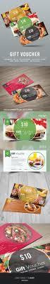 discount restaurant gift cards best 25 gift vouchers ideas on gift voucher design