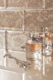 find this pin and more on patio pool landscaping ideas cheap antique mirror tiles the glass shoppe back splash for kitchen or glass bevel metro subway tiles feature a striking antique mirror effect for adding a