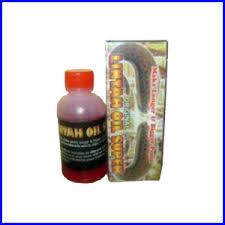 minyak lintah oil papua aman di pakai para pria obat pembesar