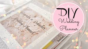 wedding planner notebook diy wedding planner belinda selene ep 7