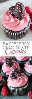 personalised chocolate cupcakes valentines day gifts tasty chocolate recipes on chocolate