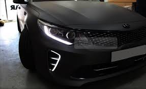2013 kia optima led fog light bulb fog light l led drl dimming air duct hall assy lh rh for kia 16