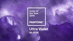 shades of purples purple is the color of the year for 2018 the two way npr
