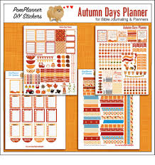 Printable Halloween Tracts by Free Printable Autumn Washi Tape Biblejournallove Com