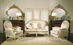 classic living room rialto with dressing screen and mirror