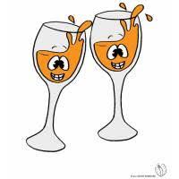 disegni bicchieri disegni con vino per bambini disegnidacolorareonline