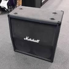 12 guitar speaker cabinet used marshall vs412 4x12 cabinet guitar speaker cabinet 4 x 12