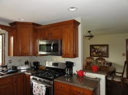 dave u0027s kitchen crown molding challenge the joy of moldings com