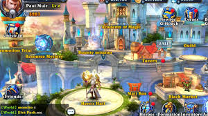 legion of heroes apk magic legion heroes free gems apk
