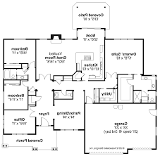 100 house with floor plan spacious single floor house with