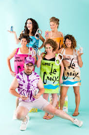 turn your la croix obsession into the hottest group halloween