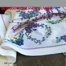 tablecloth embroidery designs free handmade embroidered