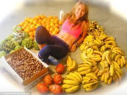i eat 51 bananas a day u0027 self proclaimed u0027diet guru u0027 says her