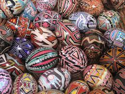 Decorated Ukrainian Egg Decoration Workshop The Fillmore Gazette