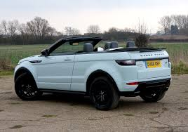 evoque land rover convertible land rover range rover evoque convertible 2 0 td4 hse dynamic 2d