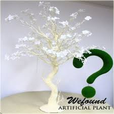 manzanita tree centerpiece wf07106 fashion white manzanita tree wedding table