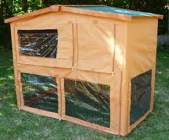 Rabbit Hutch Plastic Windsor Rabbit Hutch